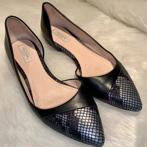 Snake print Flats by Cole Haan
